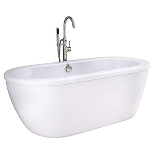 best american standard cadet freestanding bathtubs