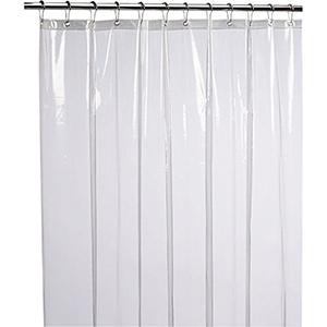best liba mildew reistant anti bacerial shower curtain liner