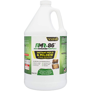 best RMR 86 instant mold shower mildew cleaner