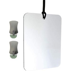 best reflectXL shower fogless shower mirror