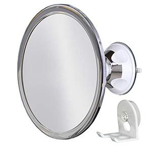 best upper west collection fogless shower mirror